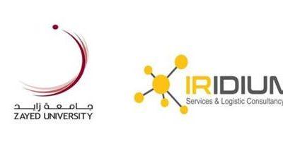 Iridium in collaboration with Zayed university