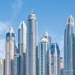 Abu Dhabi City landscape view